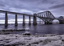 Bild: Forth Bridge Farb Infrarot / MG_0129-Forth-Bridge-ir.jpg